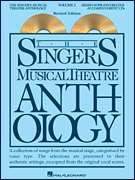 Various Composers  - The Singer's Musical Theatre Anthology - Volume 2, Revised - Mezzo-Soprano Accompaniment CDs