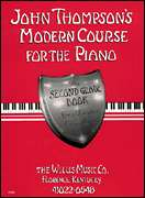 Willis Music  - John Thompson's Modern Course for the Piano - Second Grade (Book Only) - Second Grade