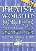 Various Arrangers, Brentwood-Benson  - Praise And Worship Songbook - CD-Rom Edition - Difficulty: Moderate