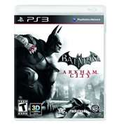 Warner Bros.  - Batman: Arkham City PS3