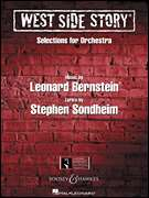 Jack Mason, Leonard Bernstein  - West Side Story - Selections for Orchestra